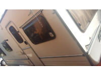 caravan spare or repair baily scorpio twin wheeler