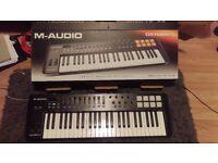 M-Audio Oxygen 49 USB MIDI Controller/Keyboard