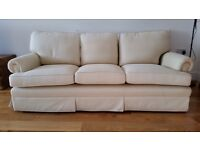 3 piece sofa suite - excellent condition