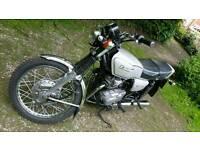 Kawasaki z250b possible delivery may px