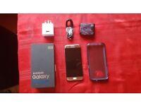Samsung Galaxy s7 edge Gold Platinum 245 Ono
