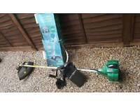 Petrol grass trimmer