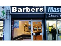 Experienced Female/male Barbers wanted in stanmore/edgware
