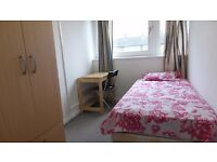 SINGLE ROOM AVAILABLE NOW!! NO DEPOSIT!! ALL BILLS INCLUDED - FULLY FURNISHED - BETHNAL GREEN ZONE 2