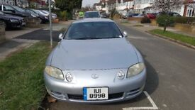 Rare 4.0 V8 Toyota Soarer, 114k miles! Air suspension, emv