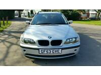 AUTO*BMW 318i SE TOURING 1995cc*5 DOOR *TIMING BELT DONE*HPI CLEAR*PARKING SENSORS*AIRCON*MOT & TAX