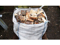 FIREWOOD LOGS SPLIT AND SEASONED FREE LOCAL DELIVERY
