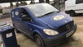 Breaking for parts Mercedes Vito 111, 2005