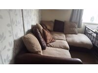 Corner sofa for sale!!! Good condition and clean!!!!!!