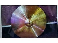 "Paiste signature 20"" Dry Crisp Ride cymbal"