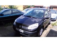 Renault Scenic 1.6 VVT 2006 **Panoramic Sunroof***