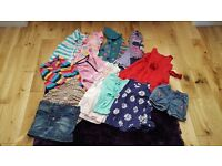 GIRLS CLOTHES BUNDLE 2-3YRS 14 ITEMS IN TOTAL