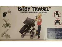 Baby travel board