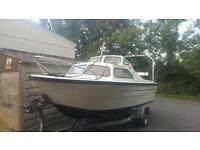 Fishing Cruiser boat outboard motor