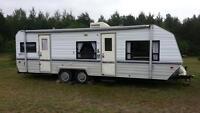 24 foot Scotty Camper