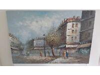 Oil Painting (Burnett)