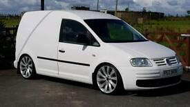 Volkswagen Caddy 1.9tdi 130bhp Converted