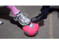 LADIES FOOTBALL FITNESS