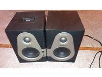 Samson Studiodock 4i speakers