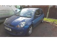 Ford Fiesta 2007 fore sale £1750 ono