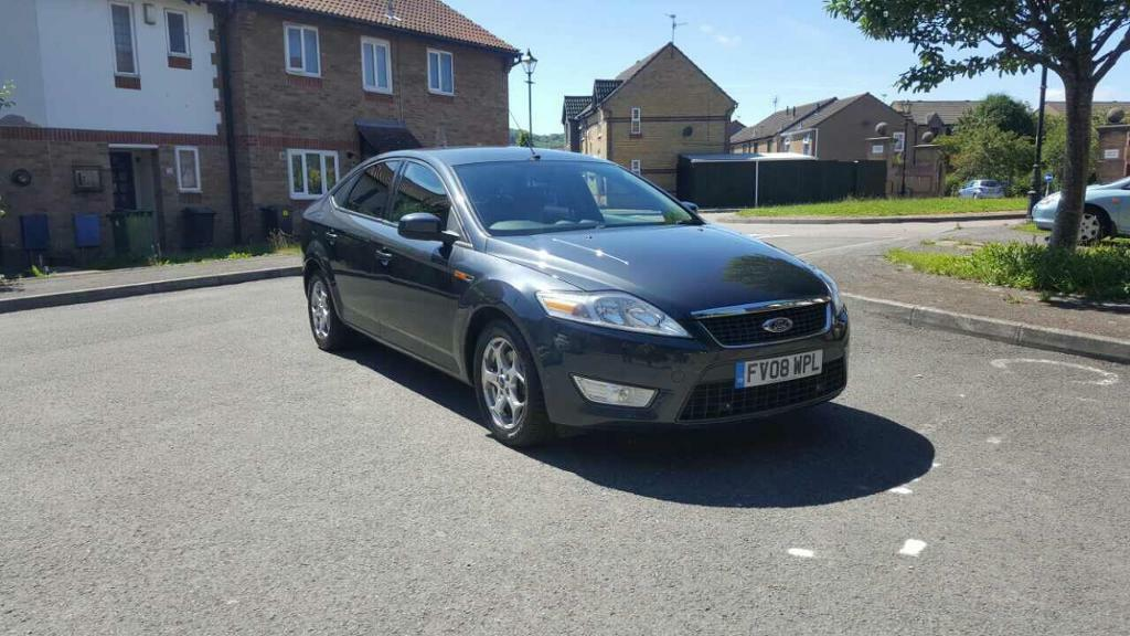 2008 Ford Mondeo 1.8 TDCi Zetec 6 Speed 5dr