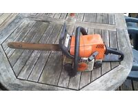 Stihl ms180 petrol chainsaw spares repair