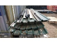 70 x Used Roofing Sheets