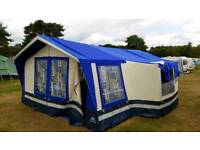 Suncamp Trailer Tent 8 birth buy just in time for a great may day weekend