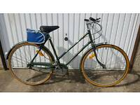 Hercules Balmoral Town Bicycle For Sale in Great Riding Order and Superb Condition