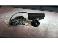 Playstation 3 Eyetoy Camera (Black PS3 Official Eye Toy)