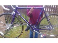 Giant cadex cfr3 road bike