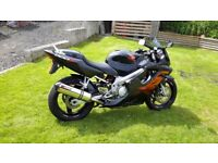 Honda CBR 600F, lovely condition, many extras, 32k miles
