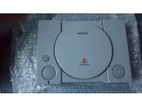 Sony PlayStation SCPH 9002 (faulty laser).