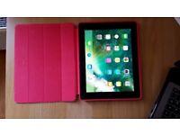 Apple iPad 4th Generation 128GB, Wi-Fi, 9.7in - Black