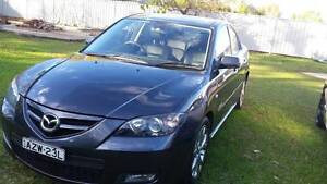 2006 Mazda Mazda3 Sedan Chester Hill Bankstown Area Preview