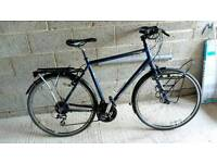 "TREK 7.1 MENS HYBRID 57cm 22.5"" bike"
