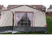 CONWAY MIAMI DL TRAILER TENT