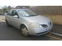NISSAN PRIMERA 1.8S 2002/52 REG LOW MILEAGE IDEAL FOR EXPORT