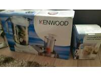 Kenwood food processor & Liquidiser