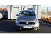 VW Golf Plus (3 Former keepers, MOT done)