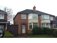 3 BEDROOM SEMI-DETACHED HOUSE NEWLY REFURBISHED WITH EASY ACCESS TO CITY CENTRE ONLY £895PMC