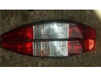 fiat doblo back lights
