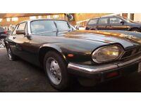 Classic Jaguar XJS Auto V12 sport (5.3) for restoration project