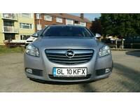 Sale or swap 2009 LHD Opel Insignia 2.0 cdti auto sat-nav