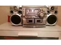 Bush stereo system £35