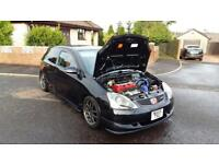 Honda Civic type r premier edition,(price reduced)ep3 ,dc2,dc5,crx,