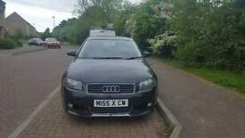 Black Audi A3 2.0L 6 Speed Manual TDI For Sale