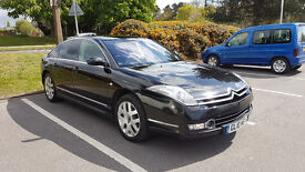 2010 CITROEN C6 EXCLUSIVE 2.2 HDI 172Hp AUTOMATIC SAT/NAV