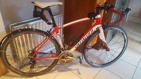 Specialzed road bike