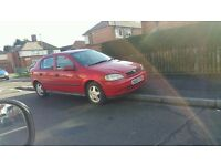 Vauxhall ASTRA mot 01/17 grup 3 insuranse cheap to run ready to go £390